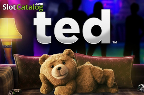 the ted movie became so cult that it got its own slotgame